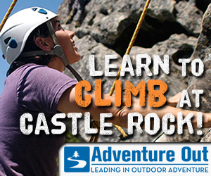 Climb Castle Rock with Adventure Out