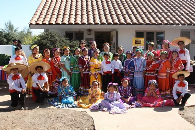 The cute-o-meter hits 11 when Estrellas de Esperanza takes the stage at Mole and Mariachis on Sept. 20. Photo courtesy Friends of Santa Cruz State Parks.