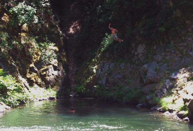 Your Mountain Dew Moment Awaits At This Swimming Hole A Couple Miles South  Of Felton.