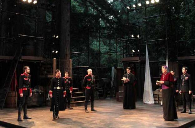 It is unclear whether the Festival Glen will see professional performances of Shakespeare's plays again.