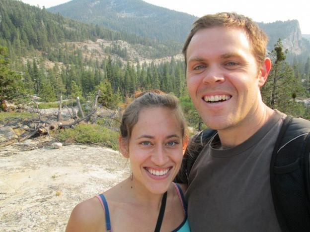 Josh Stiles and wife Jenny