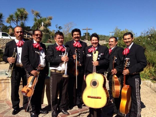 Mariachi Gilroy provides the jams at next Saturday's shindig. Photo courtesy Friends of Santa Cruz State Parks.