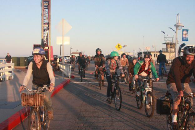 Bike Party, a popular Bike Week event, takes place on Friday, May 8. This year's theme is 'Prom.'.