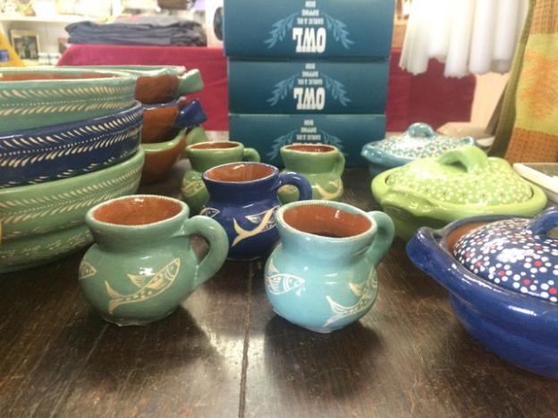 Salt, tequila, drinking chocolate—tiny lead-free cups from Michoacan can handle it all.