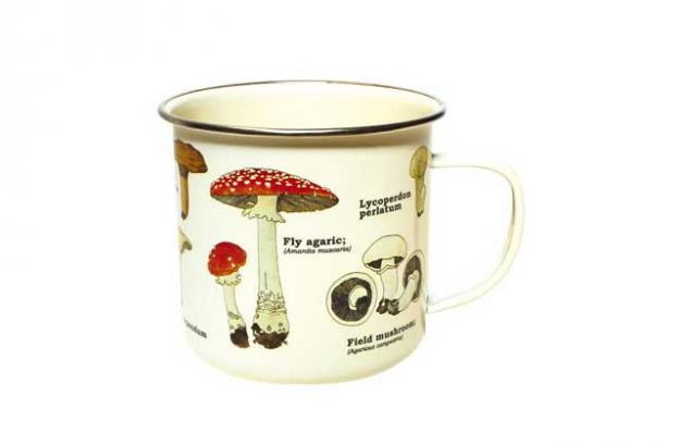 Mushroom identification mugs: they save lives!
