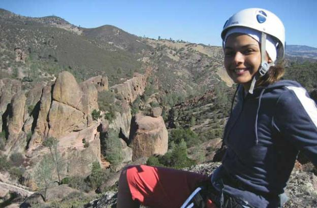 Rock climbing classes are taught at Castle Rock State Park and the Pinnacles National Park.