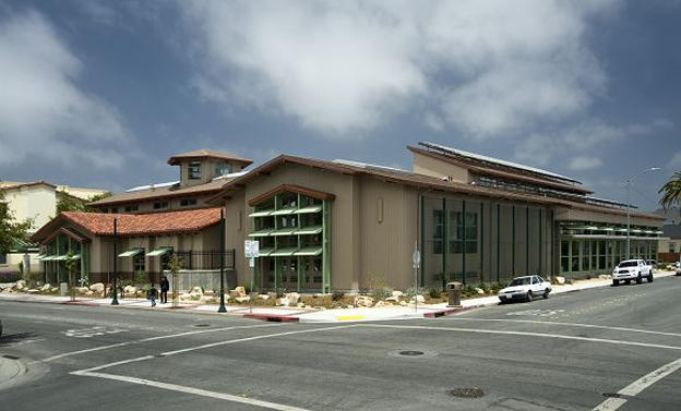 The Solari Tech Center at Cabrillo. Photo by Morin Corporation.