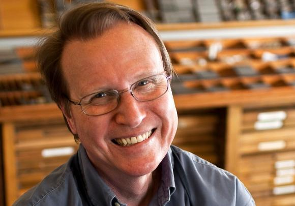 Gary Young, Santa Cruz County Poet Laureate and Artist of the Year