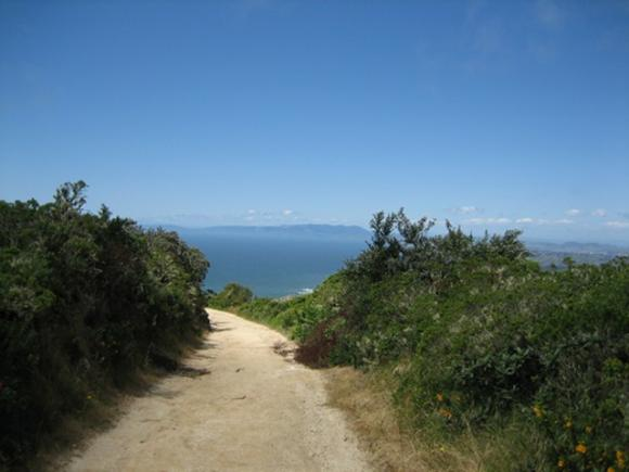 The view from Montara Mountain at McNee Ranch: not too shabby. Photo by Eugene Kim on Flickr.