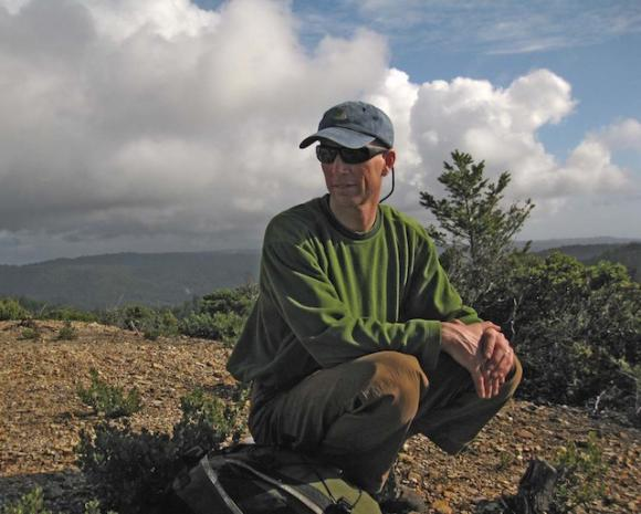 Meet State Parks Environmental Scientist Tim Hyland at the Elfin Forest Walk on April 9.