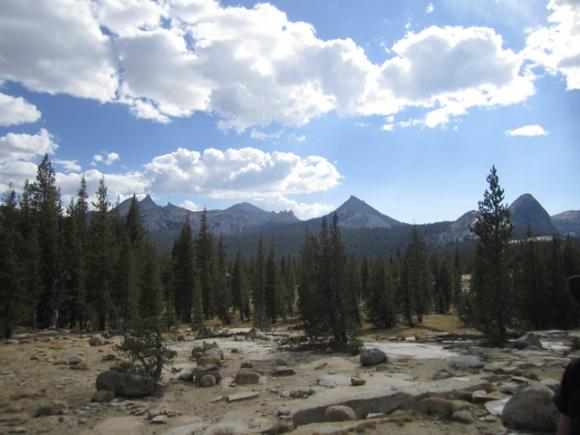 Tuolumne Meadow in Yosemite. Photo by Hilltromper.