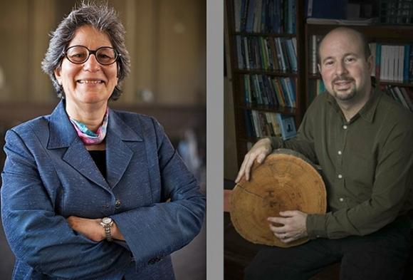 Pioneering atmospheric chemist Susan Solomon and climatologist Michael Mann deliver key lectures at this weekend's climate change conference at UCSC.