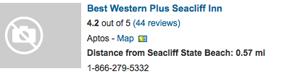 Hotel - Seacliff
