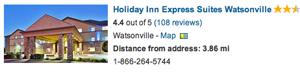 Holiday Inn Watsonville