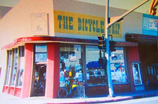 The first Bicycle Trip opened in 1973.