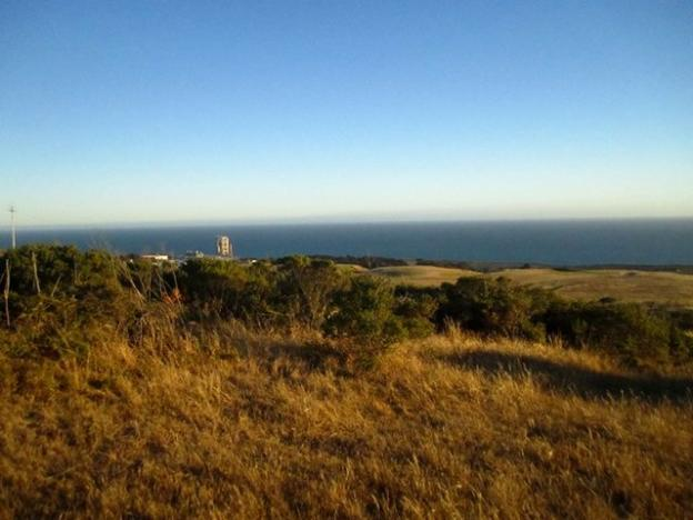 The view from the Cemex property looking toward Davenport. What would you like to be doing here? Hilltromper photo.