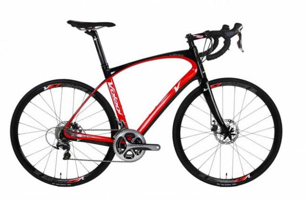 VeloNews gave the carbon-frame Volagi Liscio an unprecedented 10-out-of-10 comfort rating.