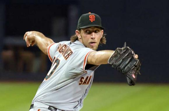 Madison Bumgarner: One reason the Giants can be champions again.